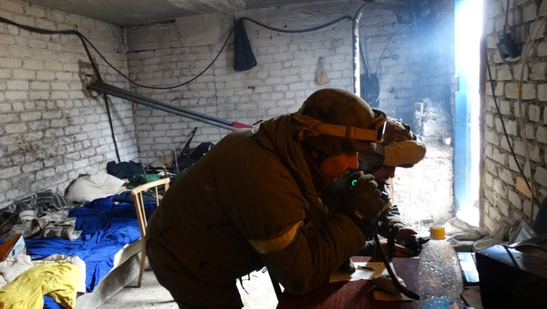 Азов, ДНР, восток Украины, война в Донбассе, наступление, Мариуполь, Широкино, АТО, ВСУ, армия Украины