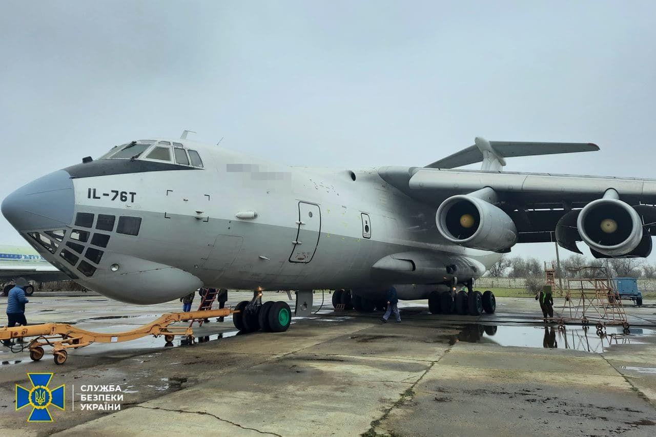 СБУ перехватила важный груз - контрабандисты пытались вывезти из Украины детали к военным самолетам
