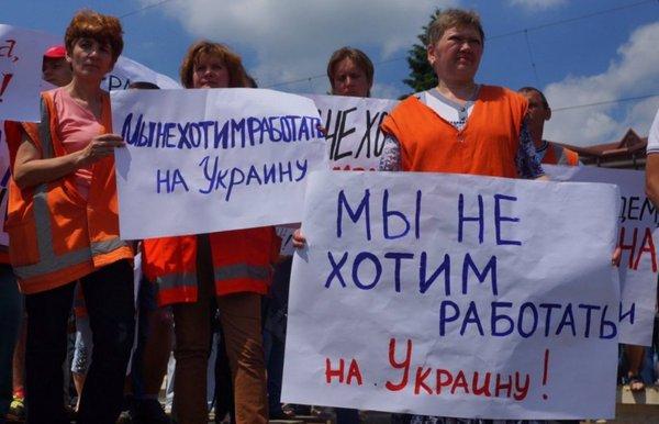 """Житель Донецка вынес приговор """"ДНР: """"Все загибается. Хорошо будет только охранникам Захарченко"""""""