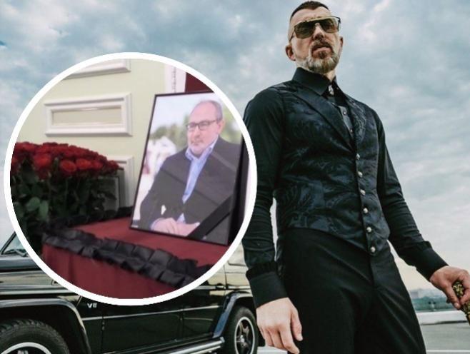 """Рэпер Серега посвятил покойному Кернесу стихи: """"Благодарность от всех харьковчан!"""""""