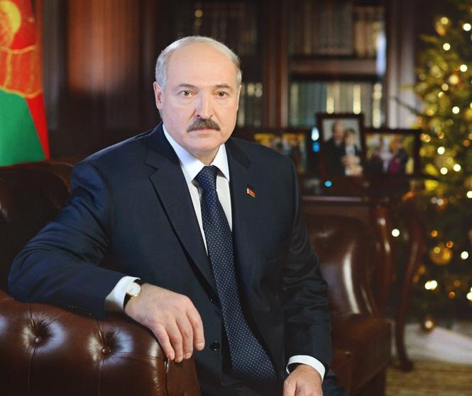 Поздравление президента беларуси с новым 2015 годом