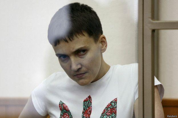 Сколько стоит свобода Савченко: российский суд огласил сумму штрафа для украинской летчицы