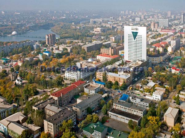 Ситуация в Донецке: новости, курс валют, цены на продукты 17.11.2015