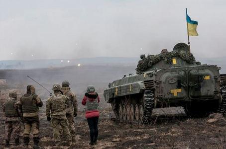 Боевиков ждет неприятный сюрприз: Генштаб ВСУ показал, как украинские десантники на учениях умело разгромили условного врага (кадры)