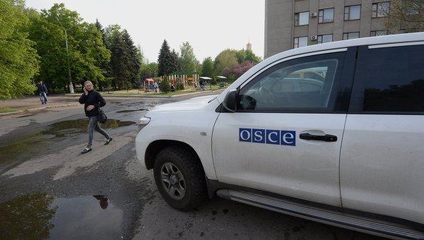 ОБСЕ: В Донбассе заметно снизилась интенсивность боев
