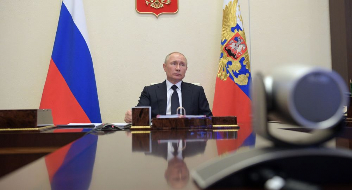 Парада не будет: президент РФ отменил празднование победы на 9 мая