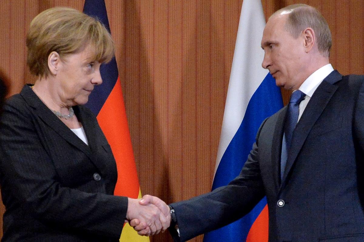 меркель, германия, мюрид, украина, газ, транзит, турция, путин, скандал