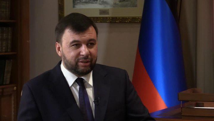 """Пушилин открыто угрожает: """"Мы сделаем из всего Донбасса полноценные """"Л/ДНР"""""""""""