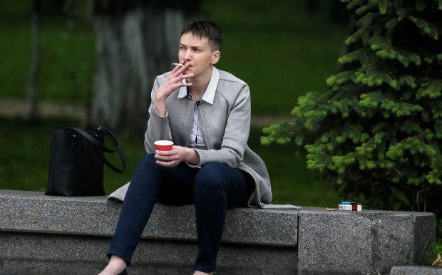 Савченко зарплата депутат Верховной Рады эфир видео работа
