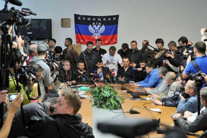 ДНР переподчинила  в свой минздрав медучреждения Донецкой области