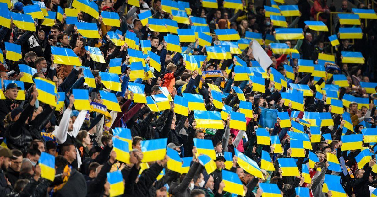 Появилась реакция жителей Львова на крупное поражение сборной России от Бельгии: видео из фан-зоны