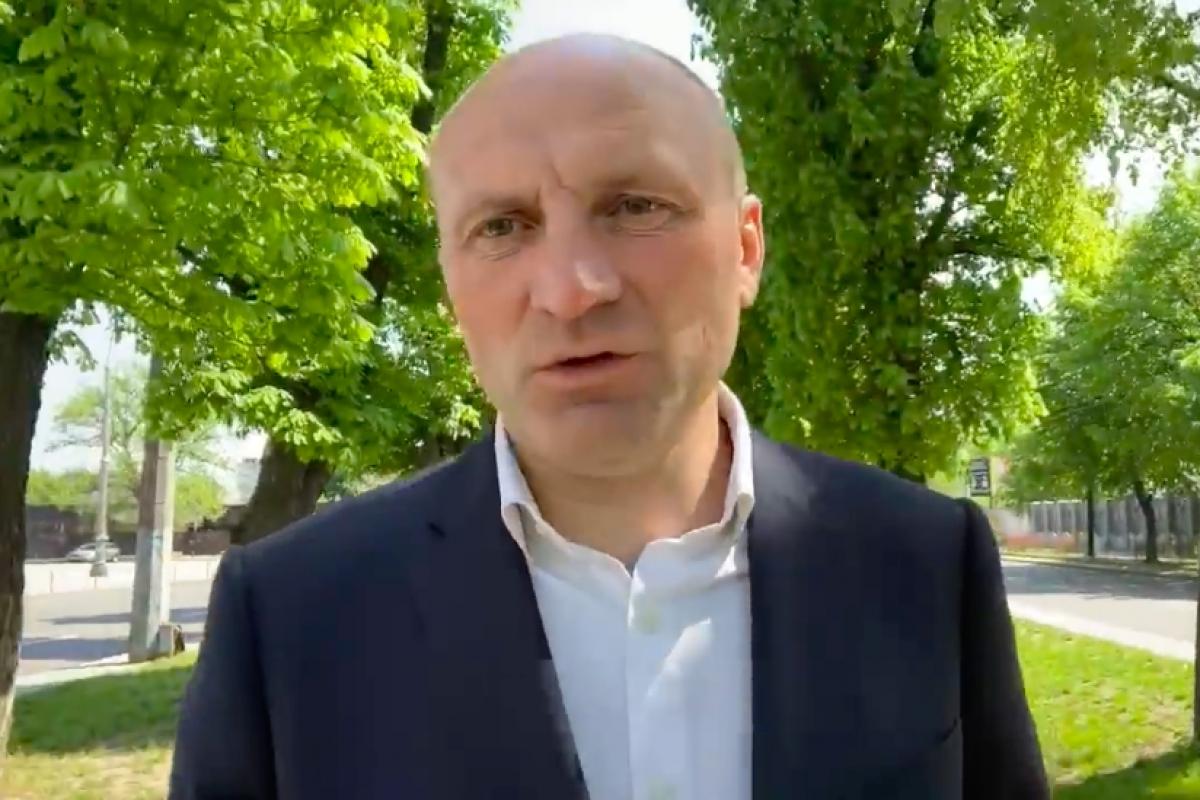 """Мэр Черкасс Бондаренко обратился к президенту: """"Я думал, в стране закон один для всех"""", видео"""