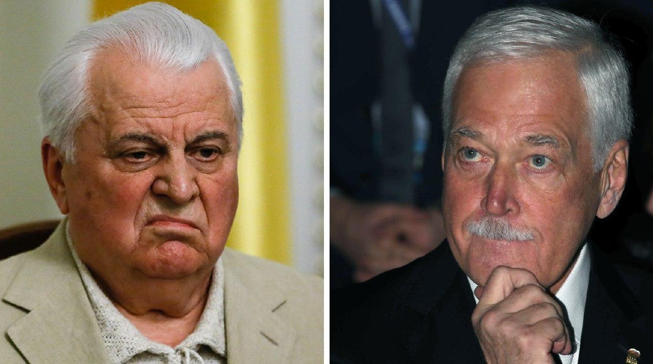 Грызлов под давлением Кравчука принес извинения Украине