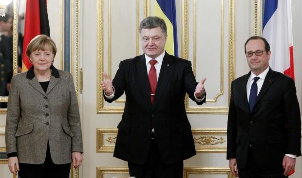 Керри, Порошенко, Меркель ,Путин, Киев, решение, Олланд, встреча, видео, итоги, донбасс, мир,