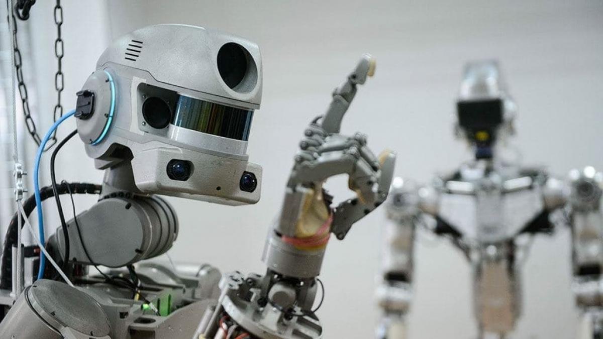 """Робот """"Федор"""" """"разгерметизировал"""" МКС – в Роскосмосе сделали заявление"""