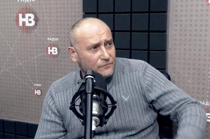 Ярош, правый сектор, новости, украина, нормандский формат, донбасс, береза, париж