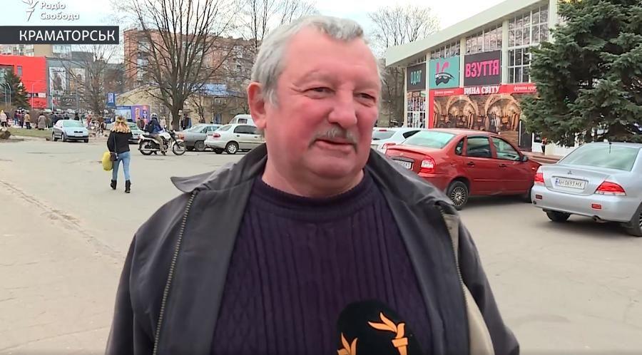 Захват Краматорска: жители города сказали, как отреагируют на появление российских военных