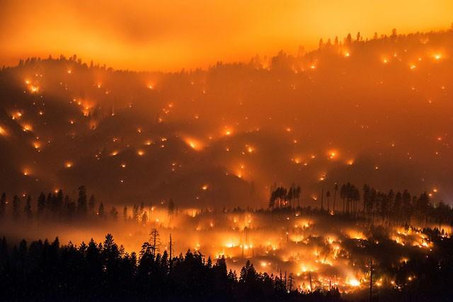 США, Калифорния, Пожары, Спасатели, Пожарные, Ветра, Лом-Анджелес, ИноСМИ, Местные жители, Территории