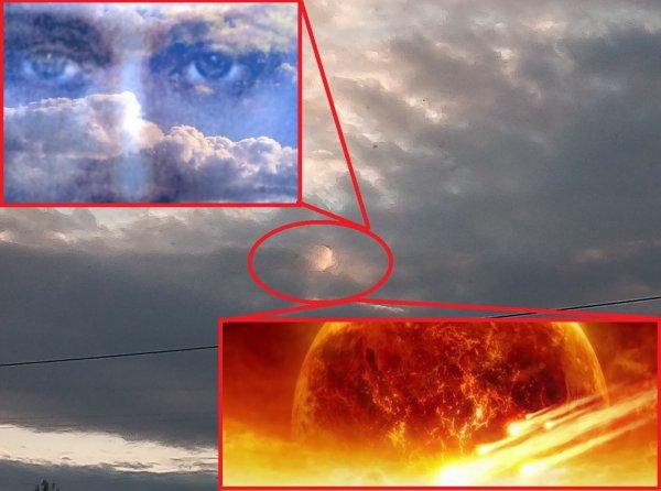 """Человечеству снова послан страшный сигнал: """"глаз бога"""" опять возник в небе, ученые в панике - фото"""