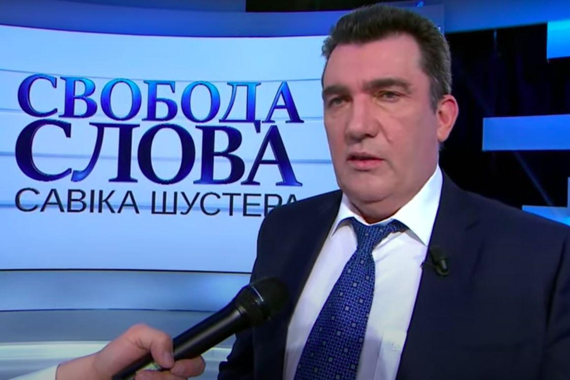 """Данилов об ответе Путина на санкции против Медведчука и Марченко: """"Что он нам может сделать?"""""""