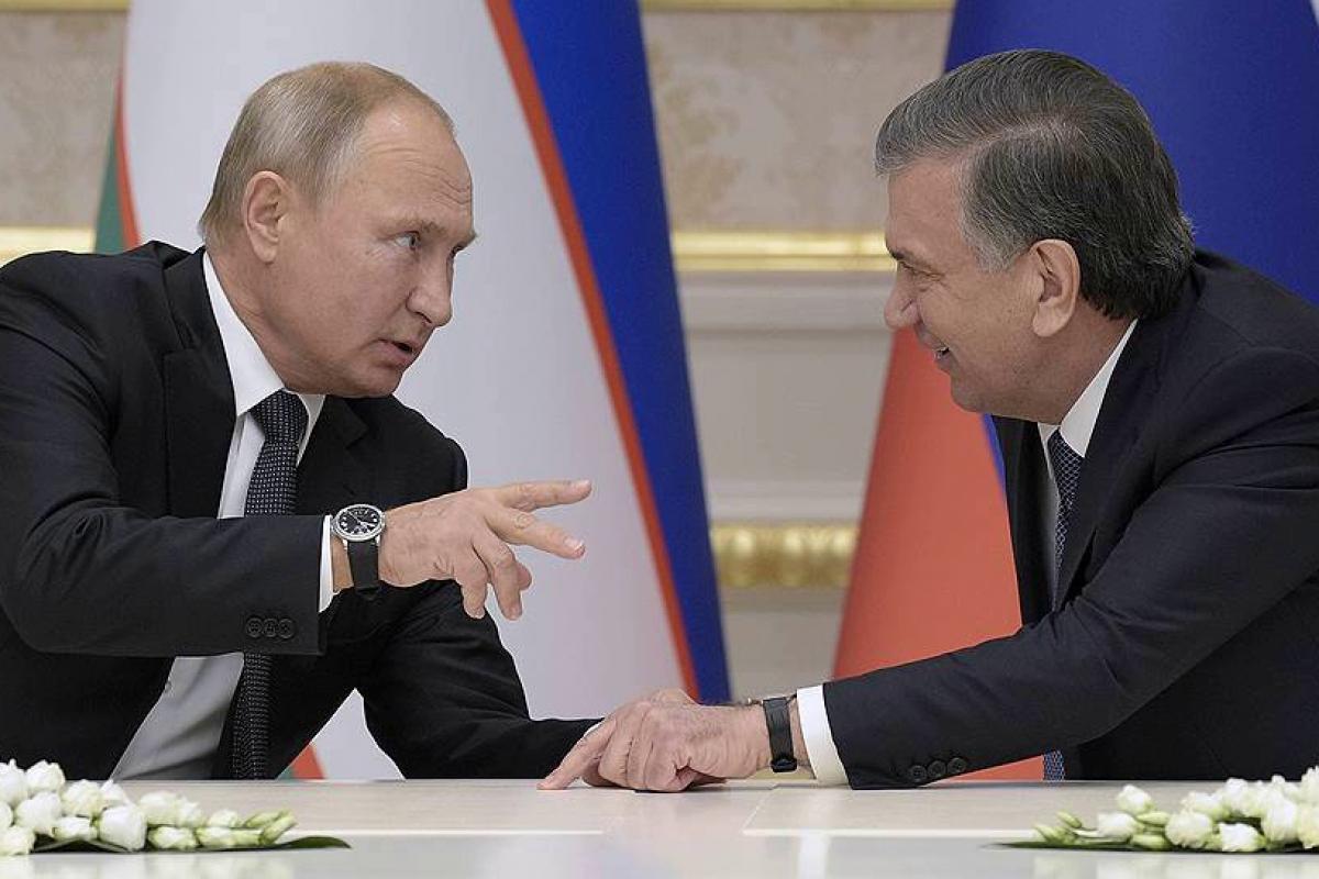 узбекистан, россия, ЕАЭС, дубнов, скандал, политика