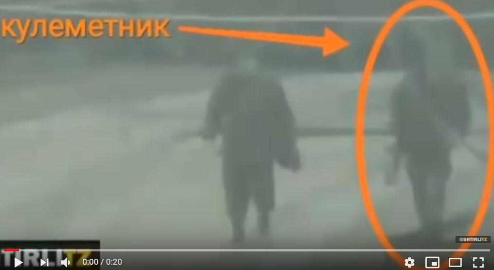 """Снайпер ВСУ """"ужалил"""" российского наемника: ликвидация боевика """"ДНР"""" попала на видео"""