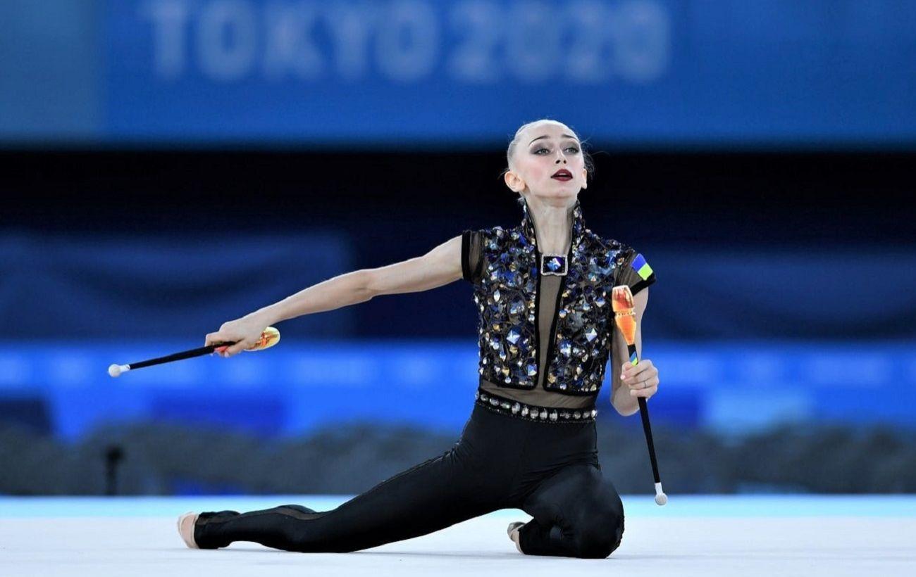 Вместо тренера украинской гимнастки на Олимпиаду –2020 ездила Ириша Блохина