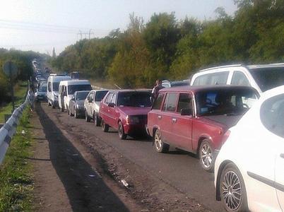 донецк, марьинка, ато, донбасс, восток украины, происшествия, блокпост