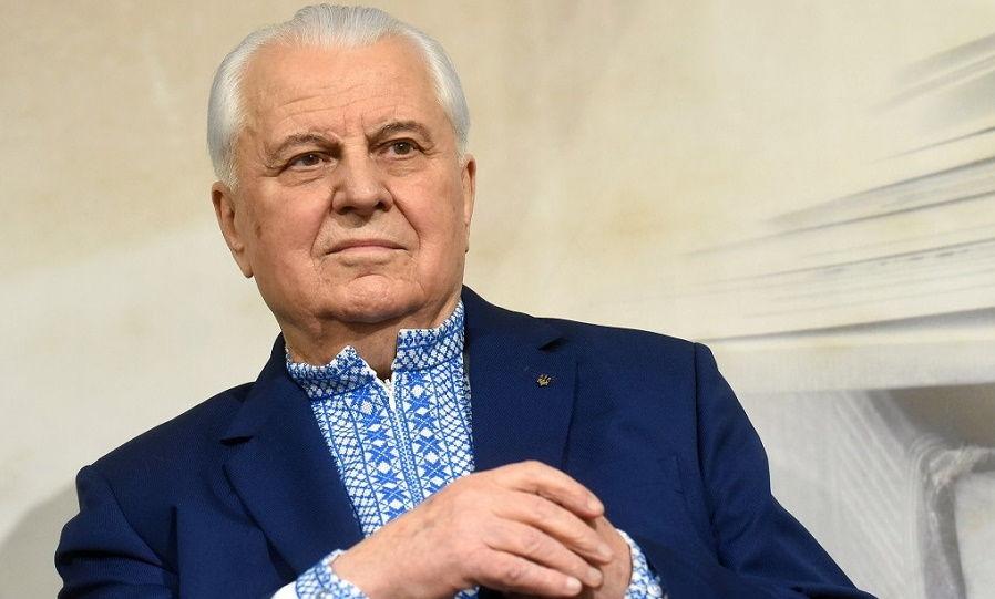 """Кравчук: """"Буду бороться до последнего дыхания против России"""""""