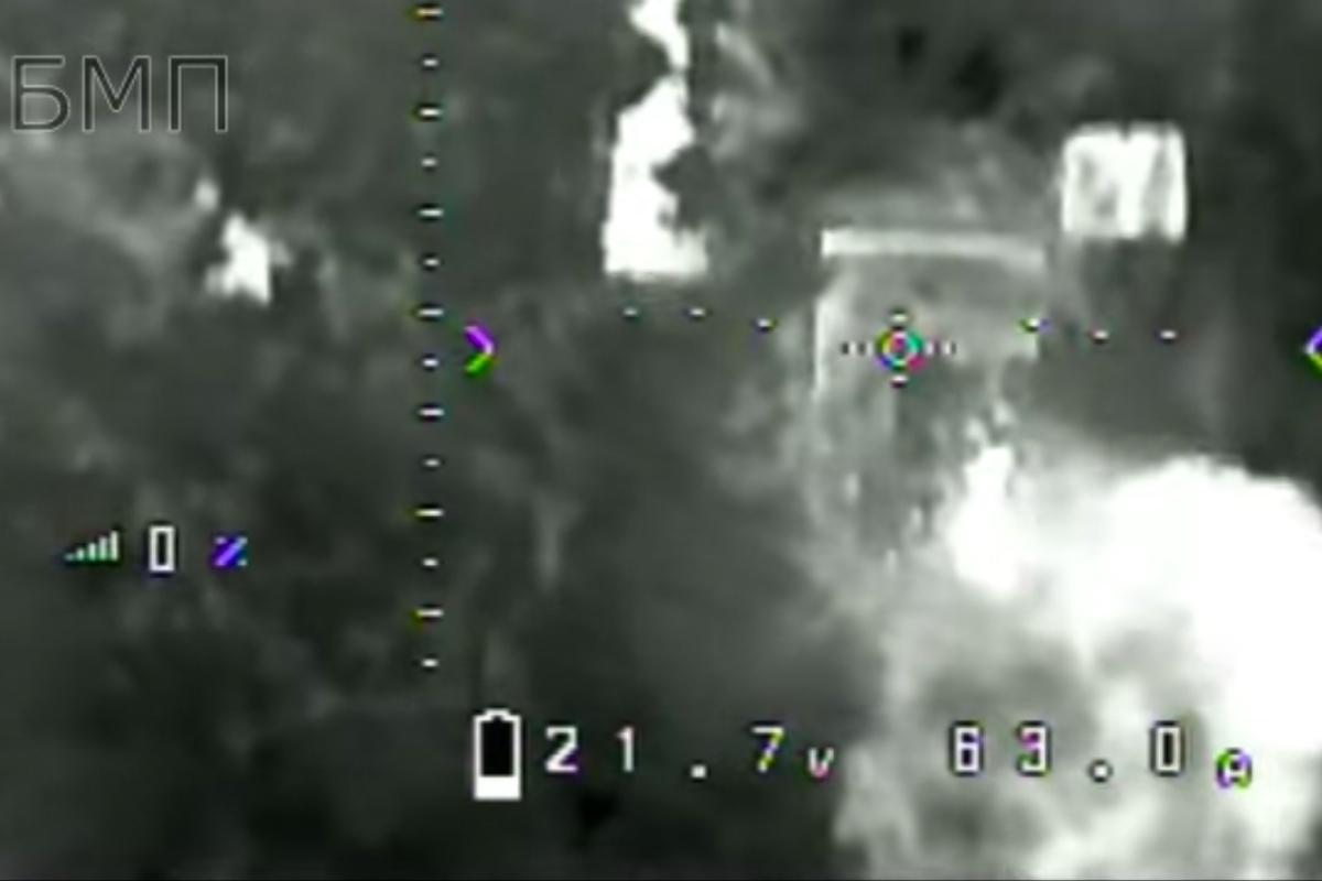 """""""Земля дрожит"""", - Притула показал, как ВСУ с помощью дронов громят технику врага"""