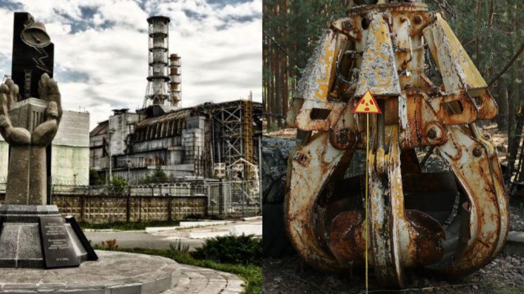 радиация, Чернобыльская катастрофа, находка, клешня крана, происшествие, смерть, природные катастрофы