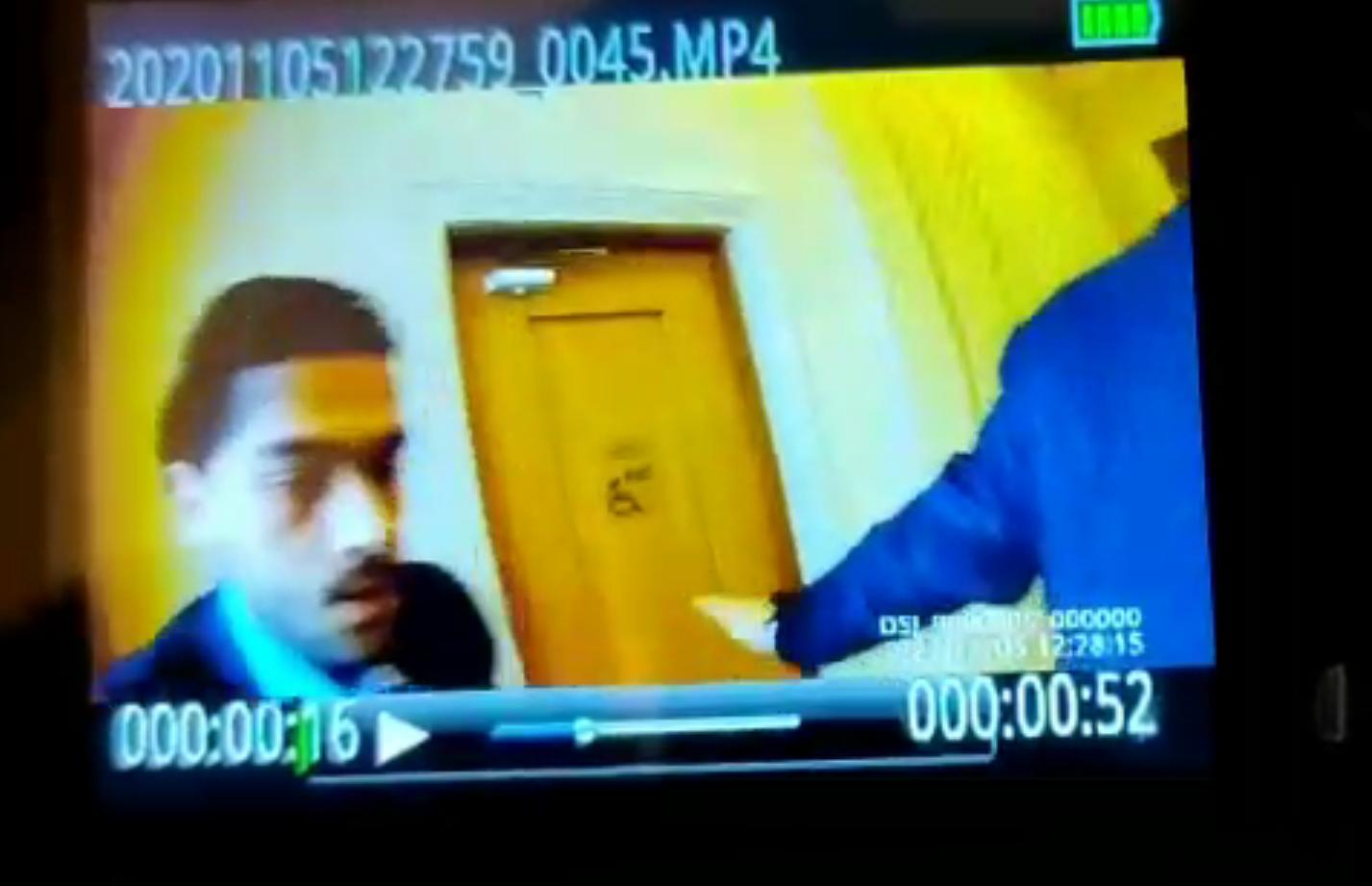 Депутаты Лерос и Юрченко после ссоры подрались в Раде, у нардепа разбито лицо: видео слили в Сеть
