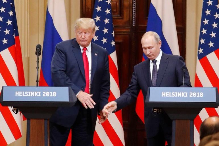 мюрид, G20, трамп, путин, осака, встреча, скандал