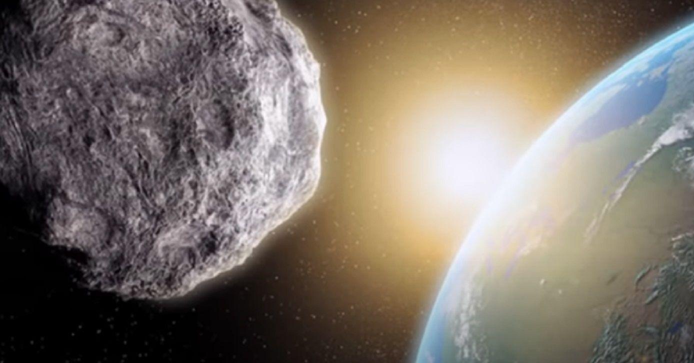 NASA предупреждает: два громадных астероида летят к Земле на большой скорости