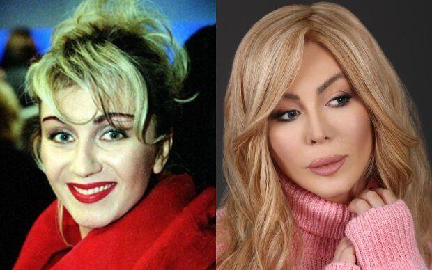 Ирине Билык 51 год - как с возрастом и пластикой менялась внешность певицы