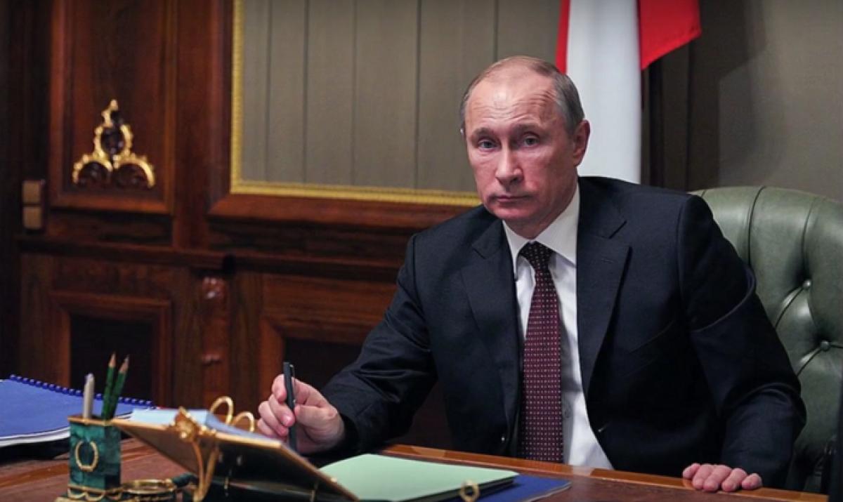 """Лукашенко в интервью Гордону: """"Никогда Путин не будет президентом до 2036 года"""""""