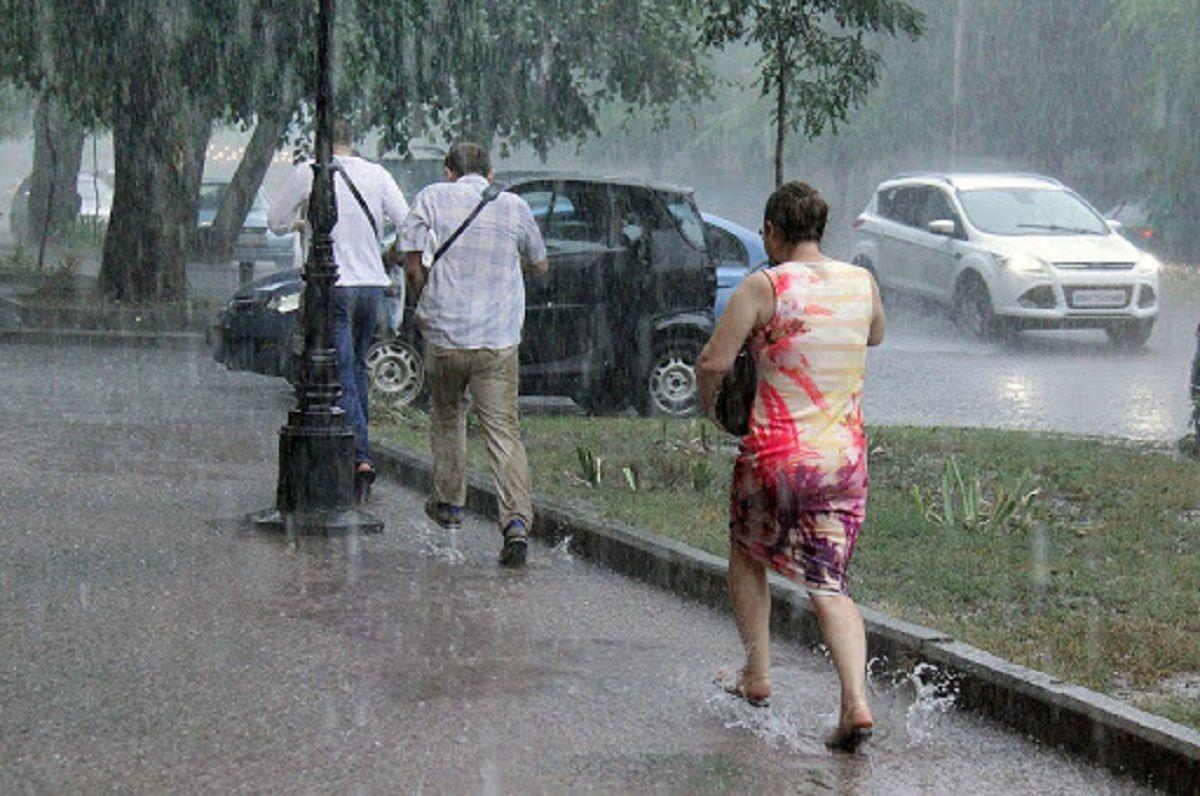 В Украину идет непогода: синоптики сказали, какие области на неделе накроют дожди