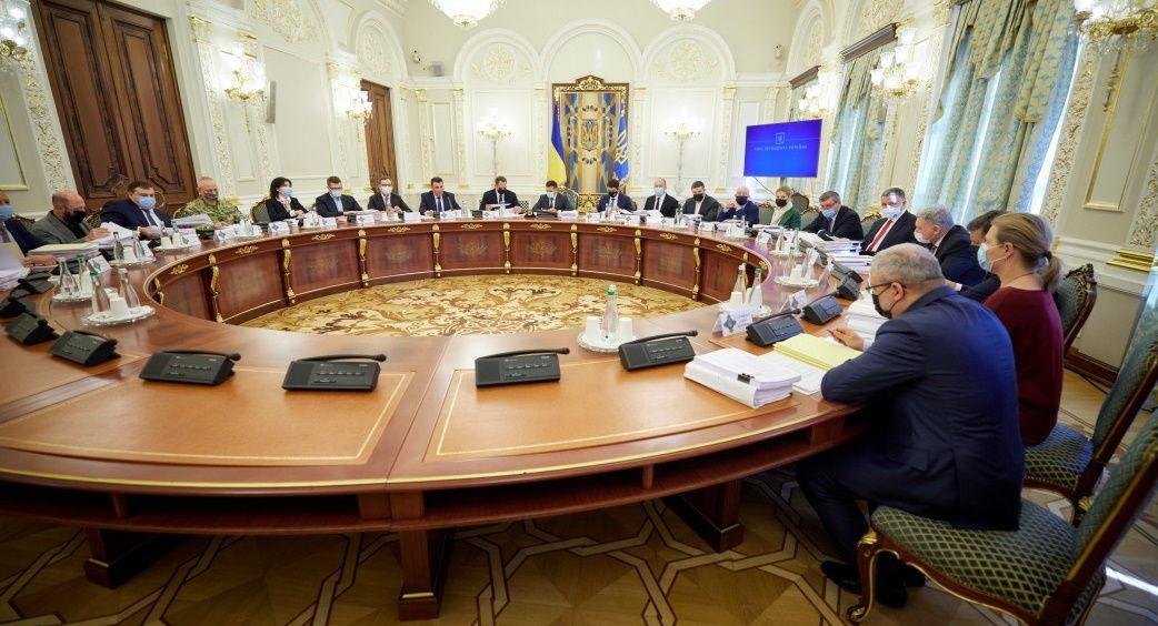 СНБО собирается на экстренное заседание 23 июня: озвучена повестка дня