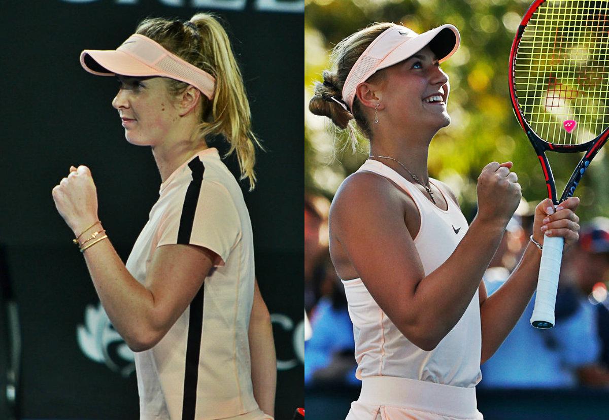 """Лучшие теннисистки Украины """"штурмуют"""" рейтинг WTA: 15-летняя Марта Костюк впервые ворвалась в топ, одолев сразу 58 позиций"""