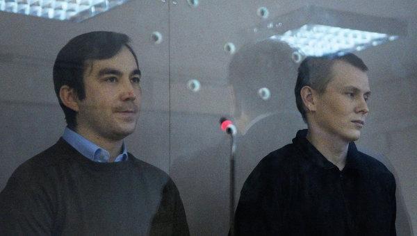 Официально: россияне Александров и Ерофеев признаны виновными в терроризме