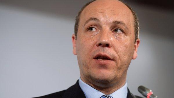 Парубий назвал введение визового режима с Россией путем, который Украина должна пройти