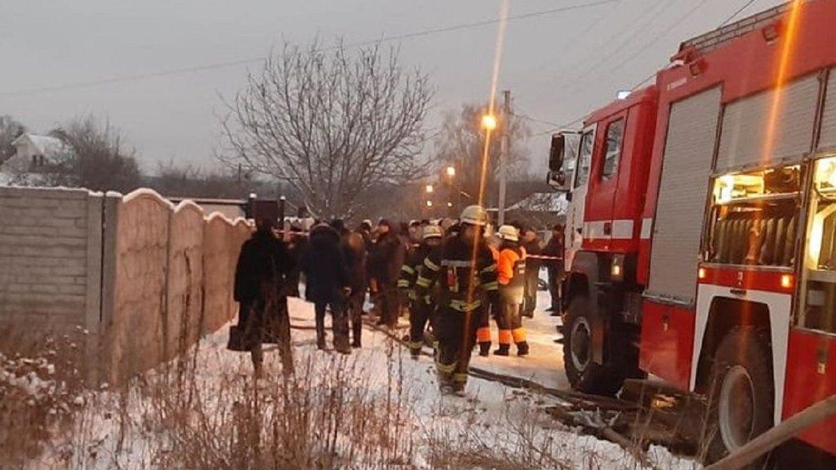 Гибель при пожаре в Харькове 15 пациентов дома престарелых: названа причина, новые подробности