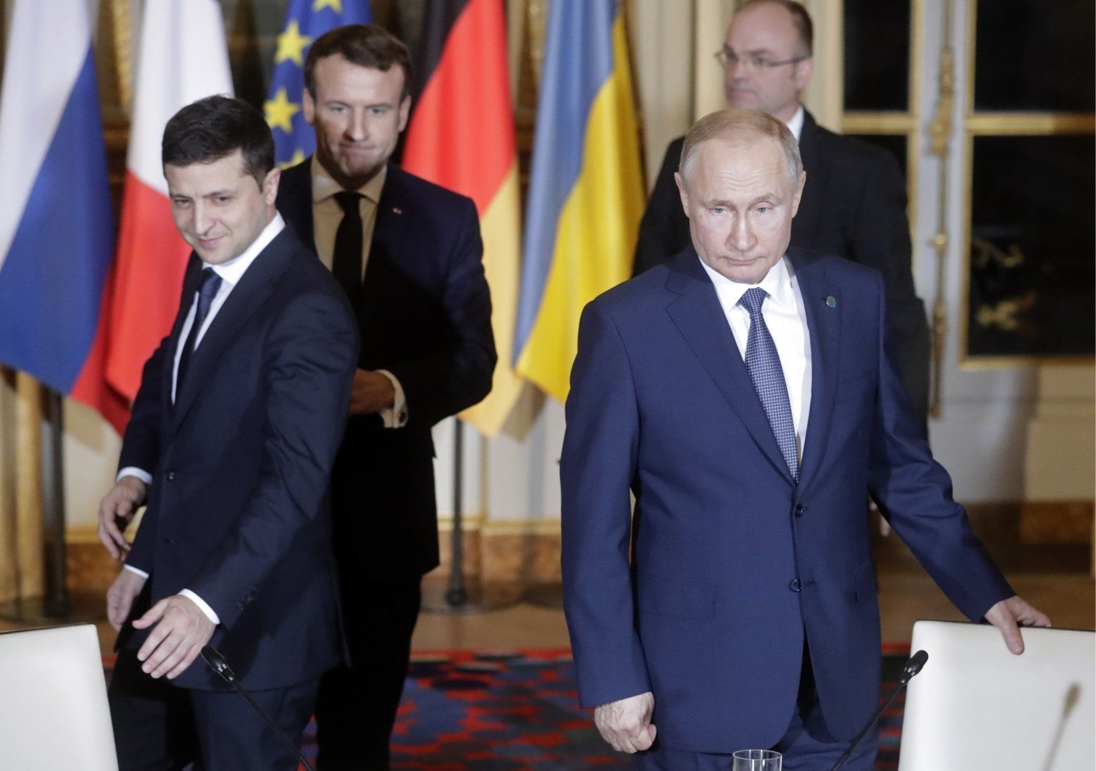 Зеленскому нет смысла встречаться с Путиным: российский журналист озвучил причину