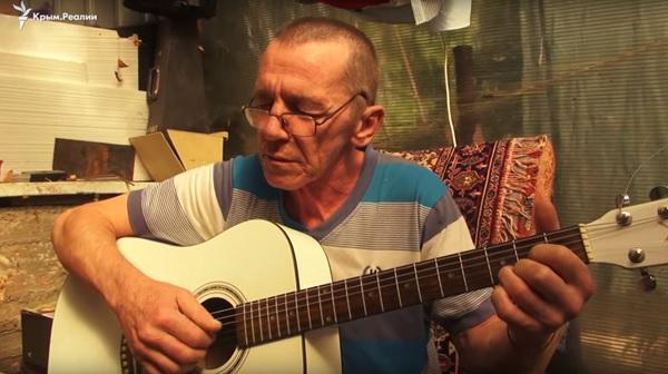 новости, Крым, Ялта, песня об Украине, Егор Богнев, Из Ялты с любовью