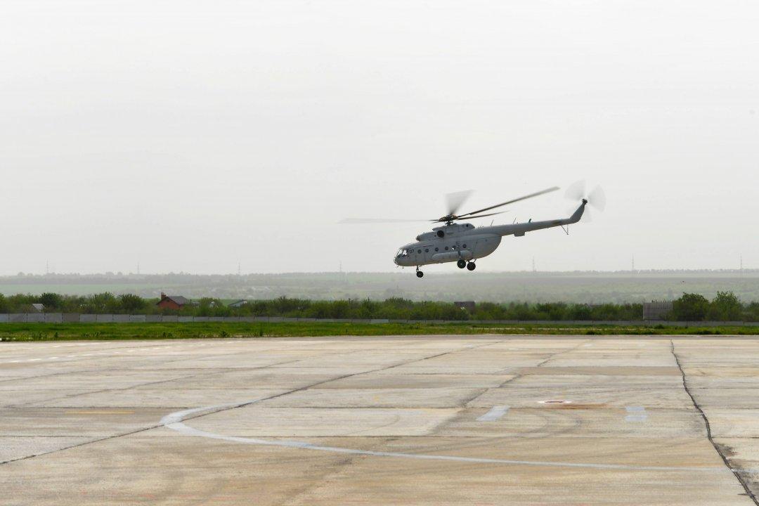 12 мировых рекордов: в Запорожье испытали вертолеты с новыми двигателями