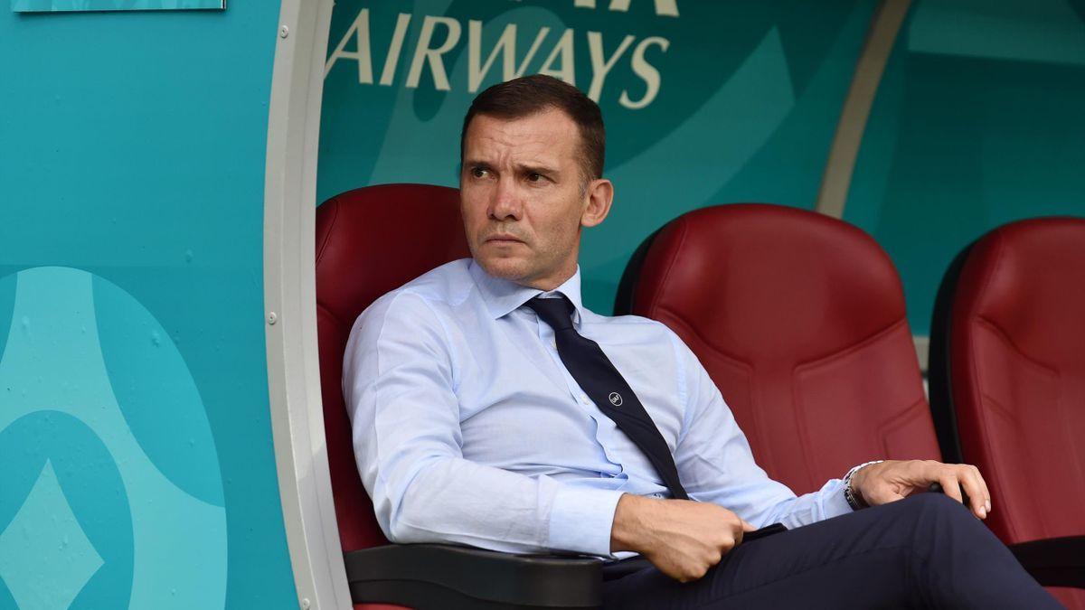 Озвучены фамилии двух кандидатов на замену Шевченко в сборной Украины