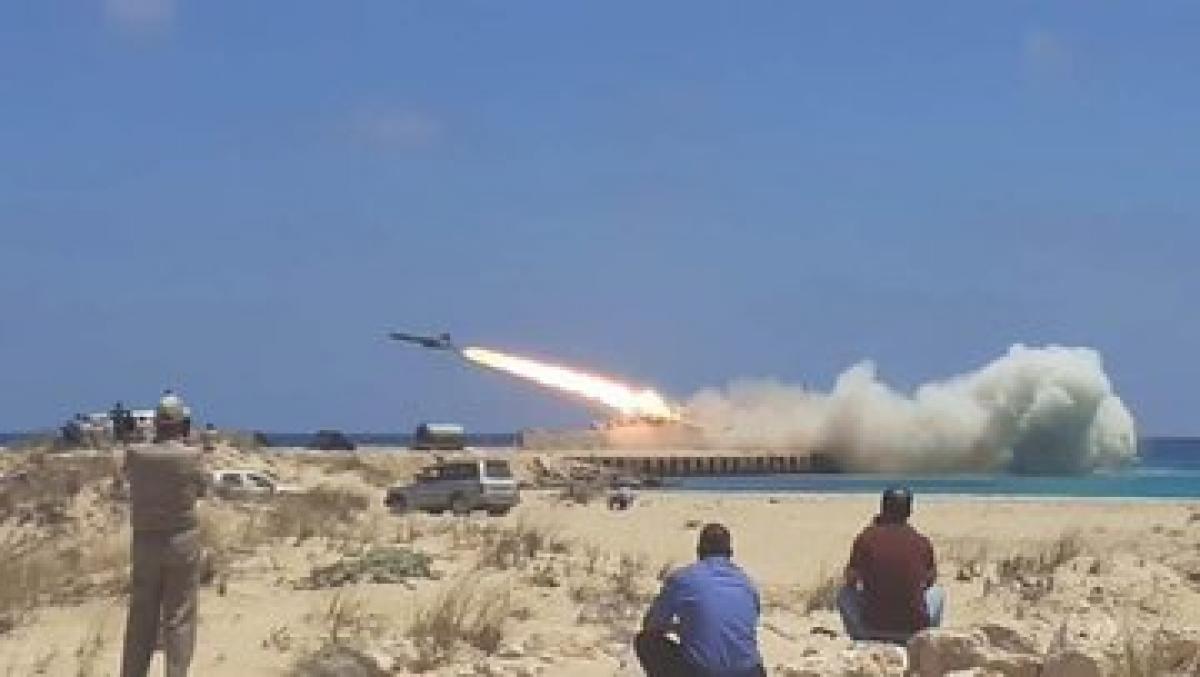 """Ливийский союзник РФ едва не подбил себя же противокорабельной ракетой """"Термит"""""""