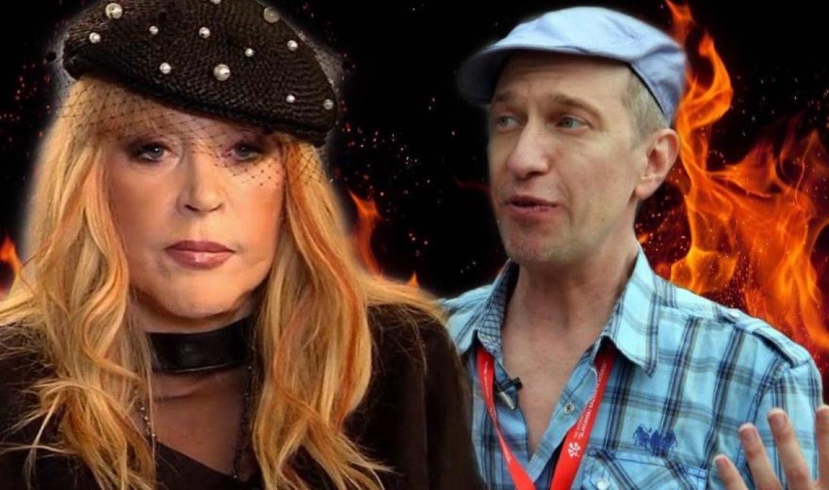"""""""Да она манекен с мертвым лицом"""", - Критик Соседов объявил войну Алле Пугачевой"""