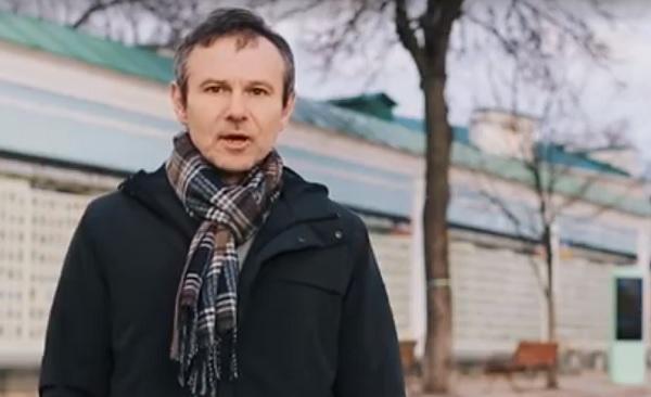"""Вакарчук обратился к украинцам накануне выборов: """"Голосуем не """"по приколу"""", не убивайте мечту"""", – видео"""