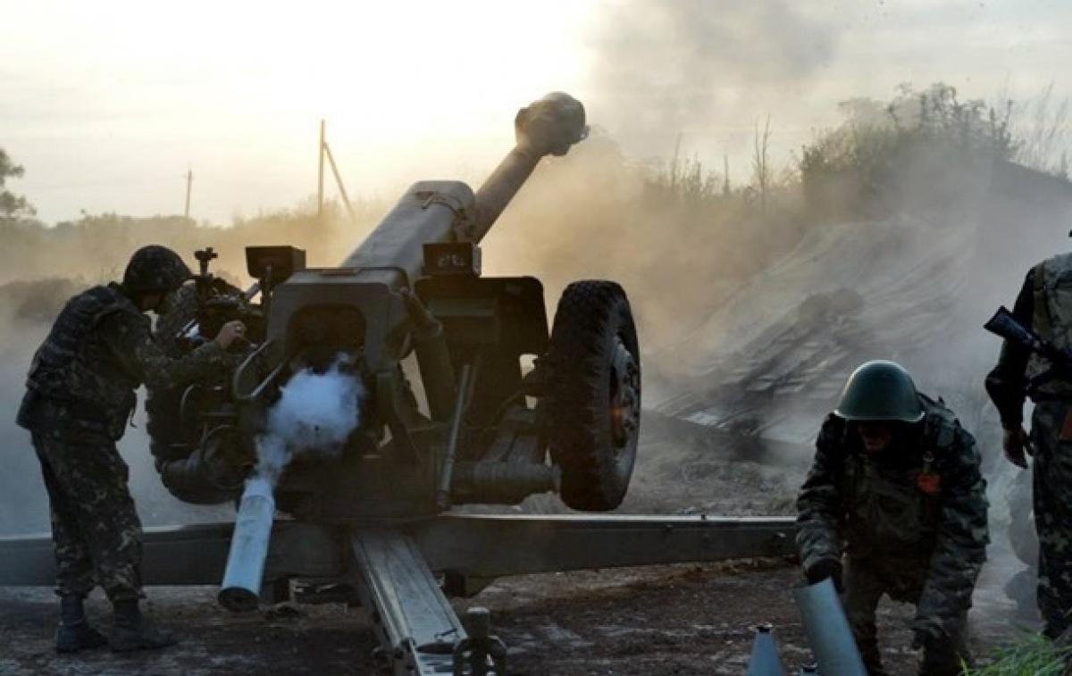 ВСУ разгромили российских наемников на Донбассе - у РФ тяжелые потери